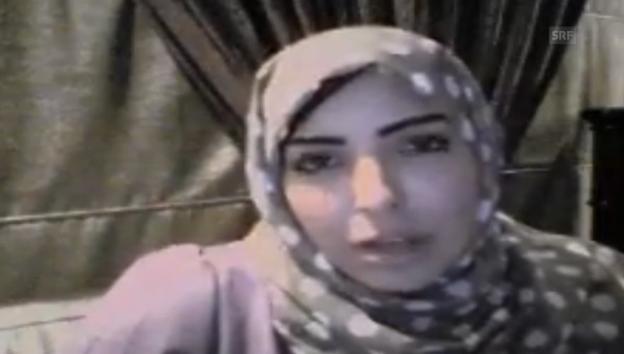 Video «Eine Aktivistin erzählt von ihrem Kampf» abspielen