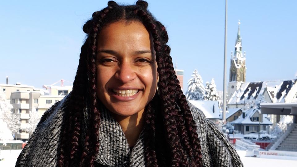 Sarah Akanji über Frauen und Fussball