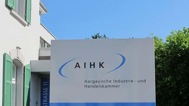 So läuft es in den verschiedenen Branchen und verschiedenen Regionen - Reporter Christoph Wasser zur AIHK-Studie