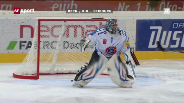 Bern - Fribourg 4:1 (15.09.2012)