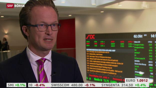 Video «SRF Börse vom 02.10.2015» abspielen