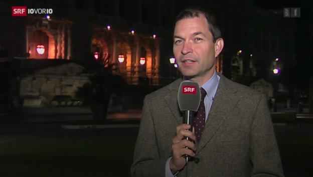 Video «Korrespondent Philipp Zahn über das Urteil» abspielen
