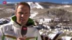 Video «Ski-WM in Vail/Beaver Creek: Die Wetter-Perspektiven für die Speedrennen» abspielen