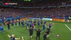 Video «Island vs. Frankreich» abspielen