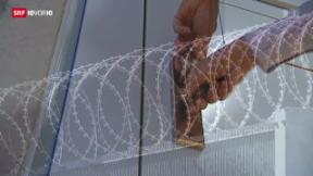 Video «Weniger Verwahrungen in der Schweiz» abspielen