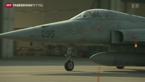Video «Comeback von «Tiger F-5»» abspielen