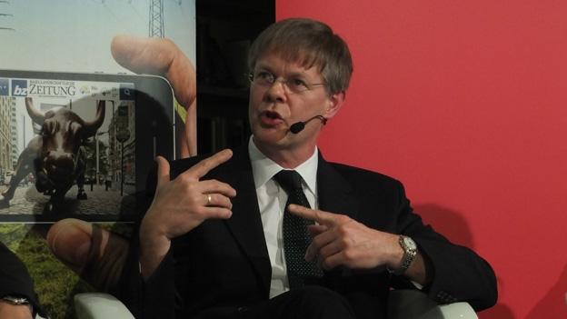 Interview Gerhard Schafroth (Rahel Walser, 3.3.2013)