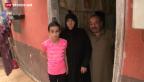 Video «Wachsende Spannungen unter Flüchtlingen im Libanon» abspielen