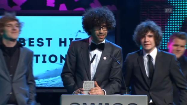 Video «Pegasus gewinnen «Best Hit National»» abspielen