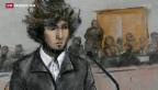 Video ««Boston-Bomber» vor Gericht» abspielen