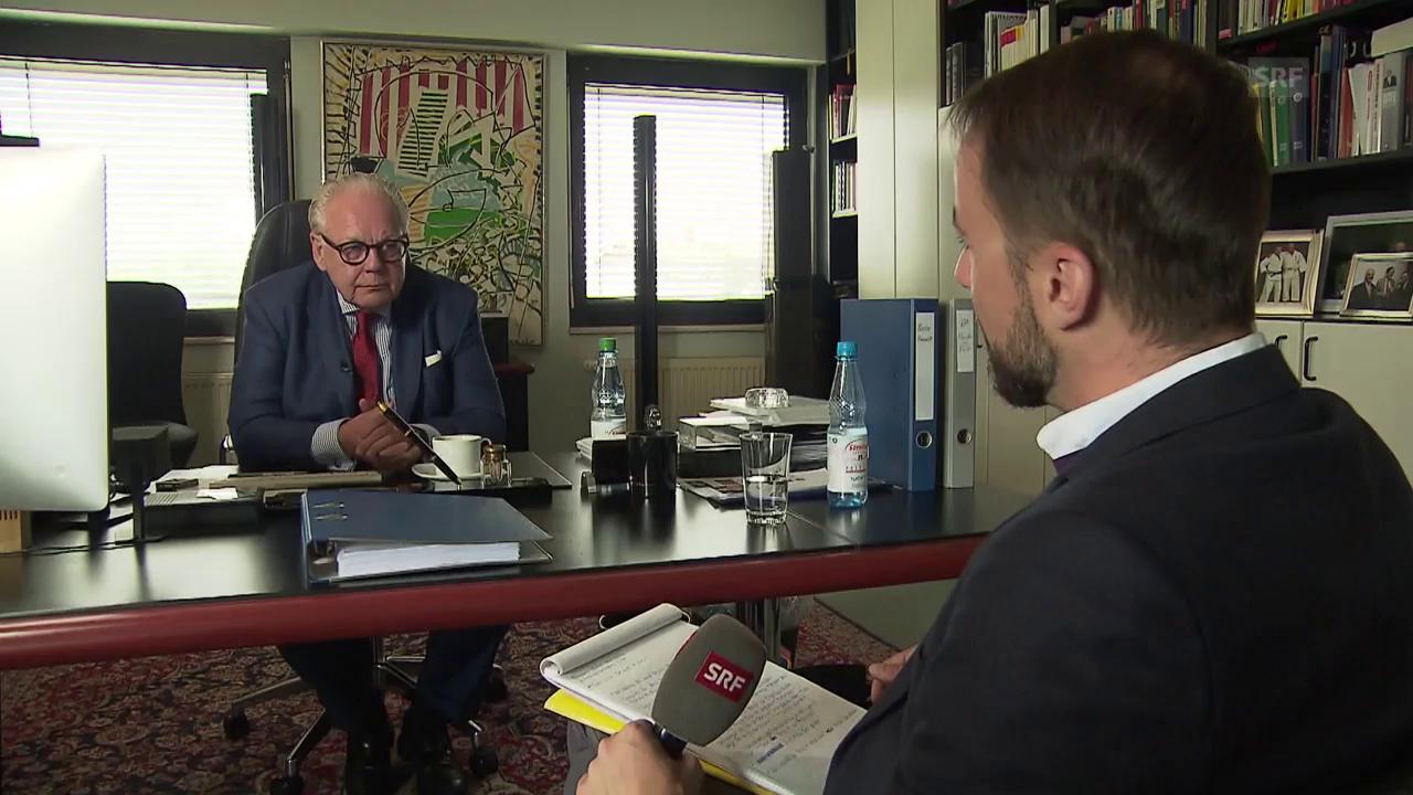 Interview mit mutmasslichem Komplizen Matschke