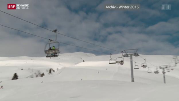 Video «Bergbahnen gerettet» abspielen
