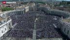 Video «Osterfeiern rund um die Welt» abspielen