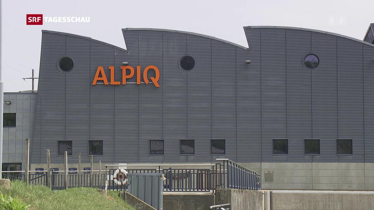 Alpiq hofft auf Rettungsring von der Politik