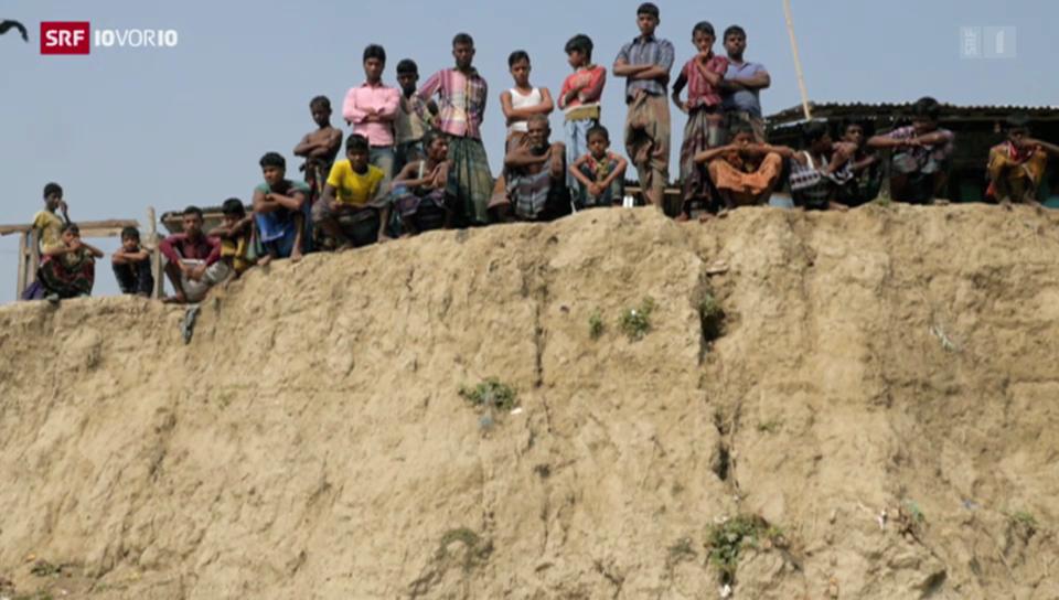 Die Zukunft im Ganges-Delta