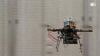 Video «Flugroboter für Rettungskräfte» abspielen
