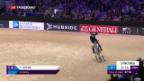 Video «Schweizer Sieg im Springreiten» abspielen