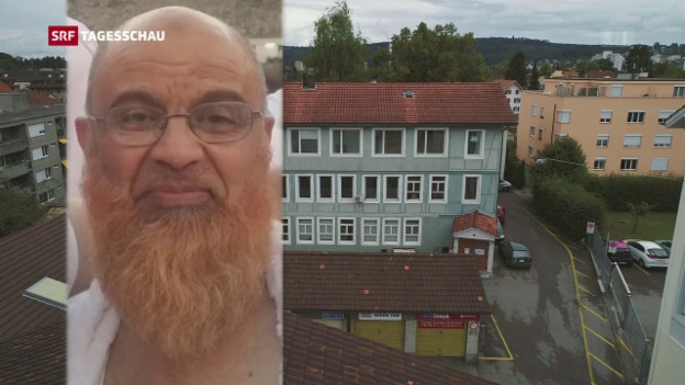 Video «Wie weiter mit umstrittenem Imam aus Biel?» abspielen