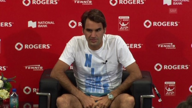 Video «Tennis: ATP Toronto, Final-Analyse von Roger Federer» abspielen