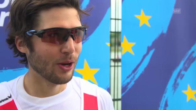 Video «Bronzegwinner: Michael Schmid» abspielen