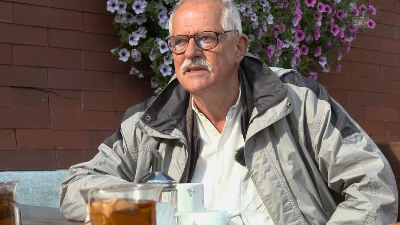 Hansjörg Schneider: «Nach ‹Sennentuntschi› bin ich abgehauen»
