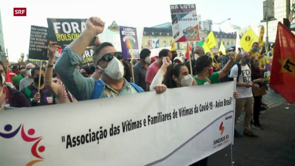Aus dem Archiv: Widerstand gegen Bolsonaros Corona-Politik
