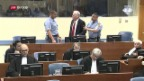 Video «FOKUS: Ratko Mladic zu lebenslanger Haft verurteilt» abspielen