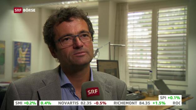 Video «SRF Börse vom 03.08.2017» abspielen