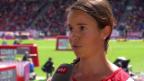 Video «LA: Interview mit Astrid Leutert» abspielen