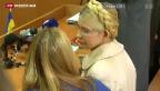 Video «Ukraine lehnt Timoschenko-Ausreise ab» abspielen