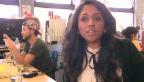 Video «Eine Schweizer Exotin: Tama Vakeesan neu am Bildschirm» abspielen