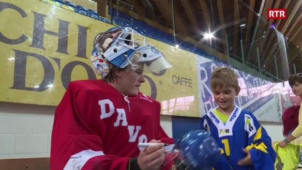 Laschar ir video «Regal dal HCD per Sevgein»