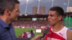 Video «LA-EM: Interview mit Hugo Santacruz» abspielen