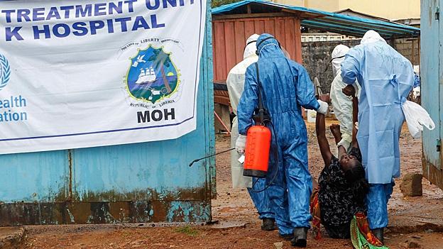 «Die Lage im Ebola-Gebiet hat sich ganz klar verschärft»