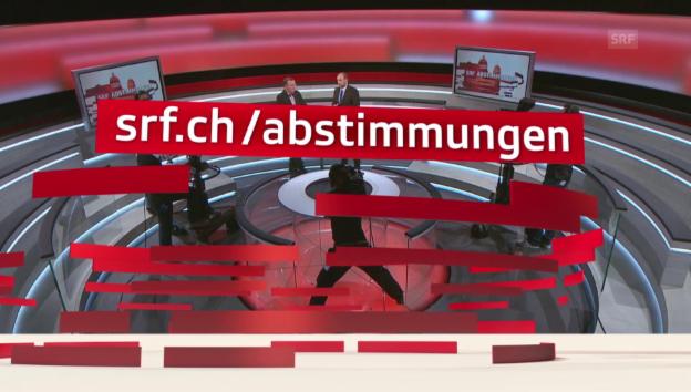 Video «Nationale Abstimmungen bei SRF – im Netz, TV und Radio» abspielen