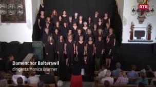 Laschar ir video «Damenchor Balterswil»