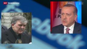 Video «Erdogan will Facebook und Youtube verbieten» abspielen