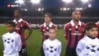 Video «CL: Anderlecht - Milan» abspielen