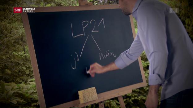 Video «Streit um Lehrplan 21» abspielen