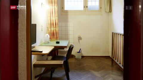 Aus dem Archiv: Strenge U-Haft in Zürich