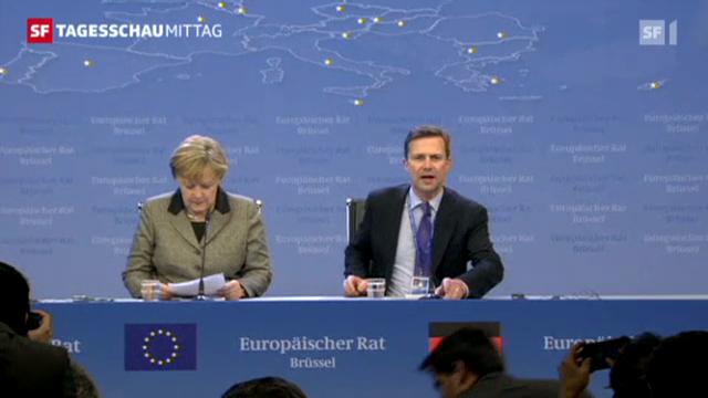 Abschluss des Brüsseler Gipfels