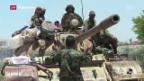 Video «Rückeroberung von Daraa» abspielen