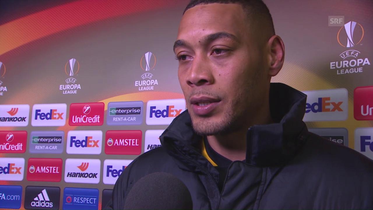 Hoarau: «Am Ende ist es ein Mannschaftssport» (französisch)