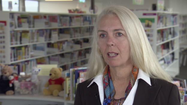 Video «Audrey Peverelli über das Schulkonzept und die geringe Auslastung» abspielen