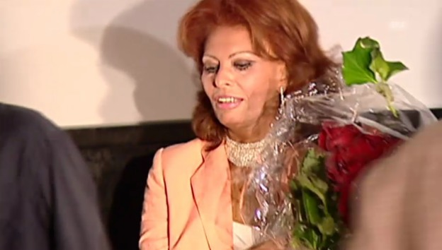 Video «Zum 80. Geburtstag von Sophia Loren» abspielen