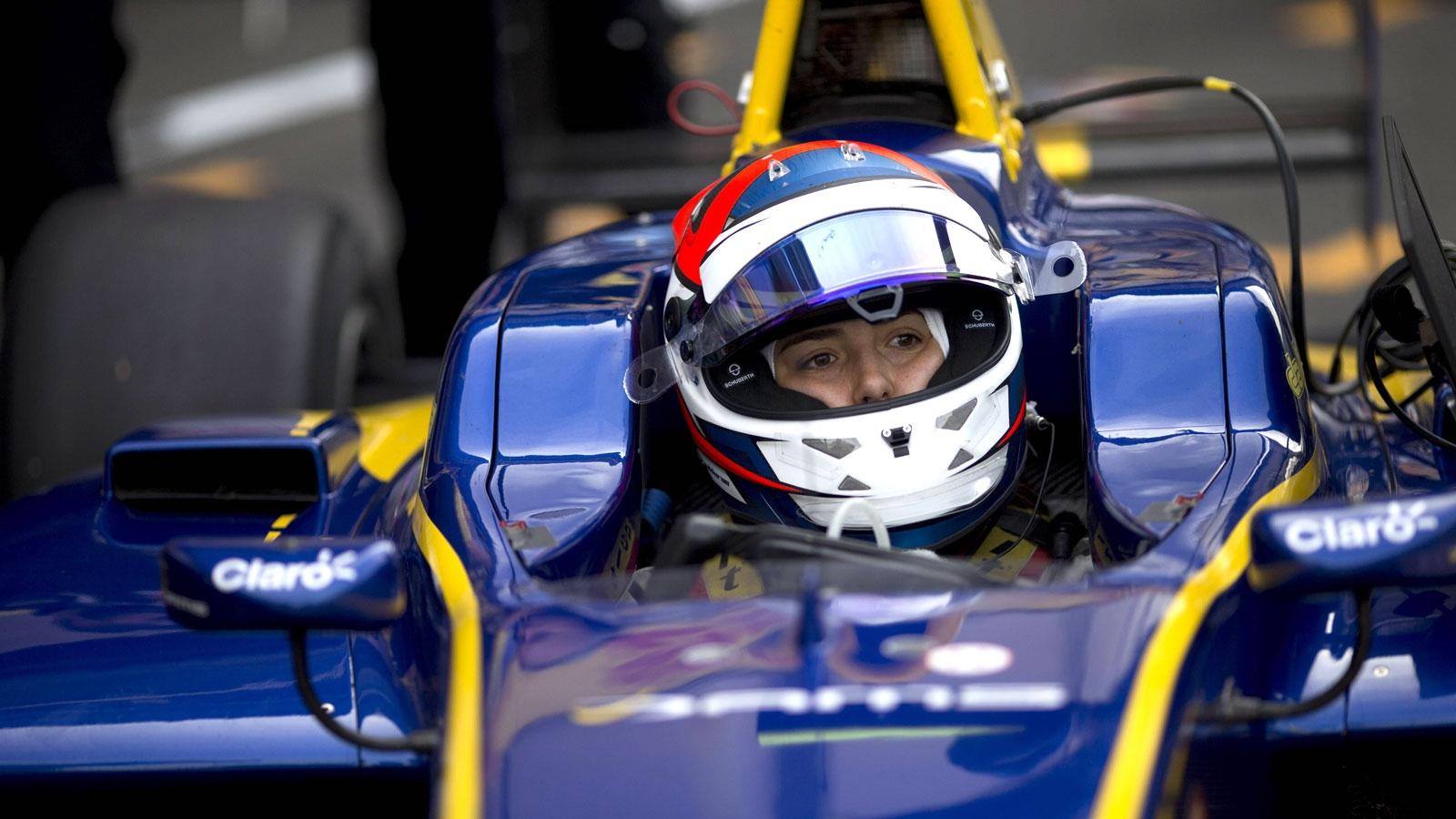 Neue Sauber-Testfahrerin (Radio SRF)