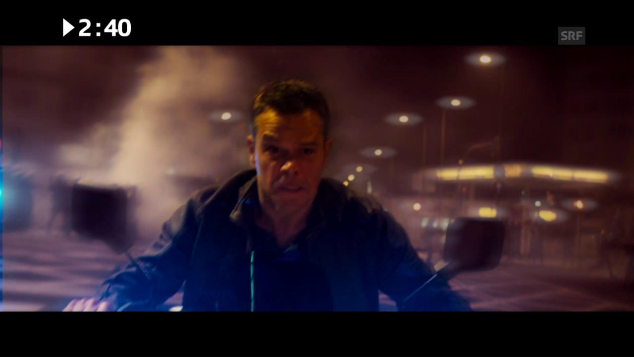Im Kino: «Jason Bourne»