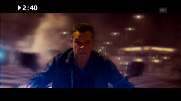 Video «Im Kino: «Jason Bourne»» abspielen