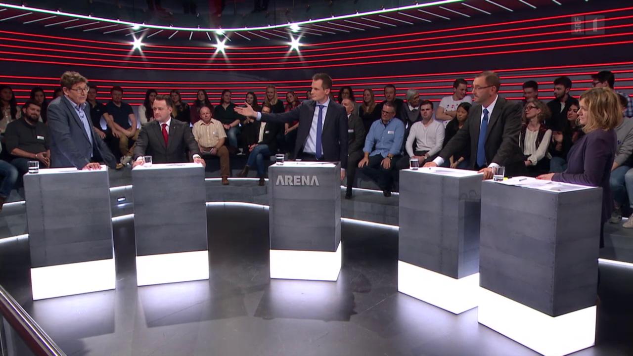 «Arena»: Wer will Homo-Eltern?