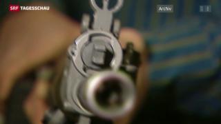 Video «Mögliches Waffen-Verbot» abspielen